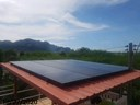 Climate-friendly house with SOLAR System