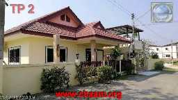 TP2 villa with swimmingpool in Cha-Am city